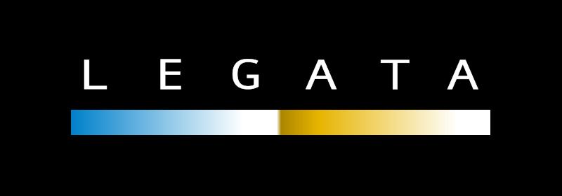 legata レガータ ヨコロゴ  logo yoko